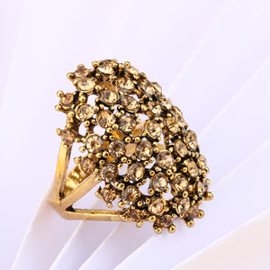 Symbolized Love Ring