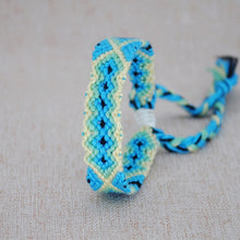 Load image into Gallery viewer, String Cord Woven Braided Bracelet