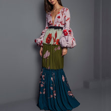 Load image into Gallery viewer, Winter Pleated Dress