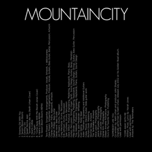 Load image into Gallery viewer, MOUNTAINCITY CD - Growing Old With You
