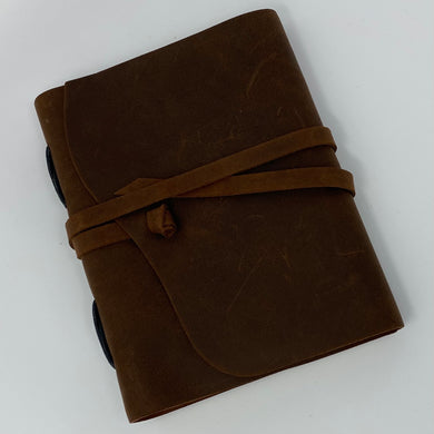 Leather Journals with Lined Paper