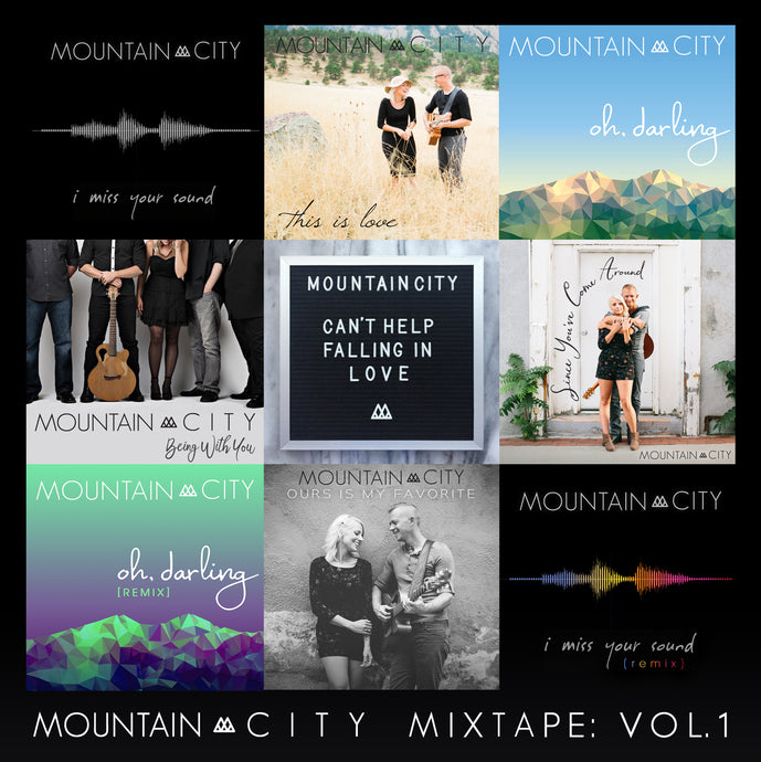 MOUNTAINCITY CD - Mixtape Vol. 1