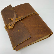 Load image into Gallery viewer, Leather Journals with Unlined Paper