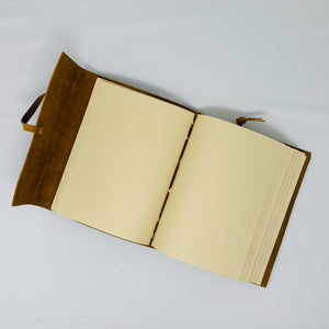 Leather Journals with Unlined Paper