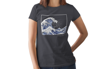 Let's Go Dream Wave Women's T-Shirt