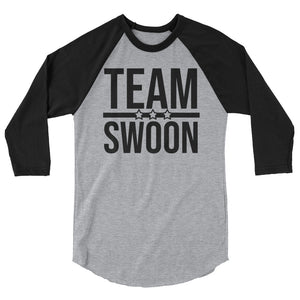 Team SWOON 3/4 Sleeve T-Shirt