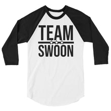 Load image into Gallery viewer, Team SWOON 3/4 Sleeve T-Shirt
