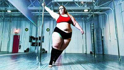 Plus Size Pole Dancing: Basics