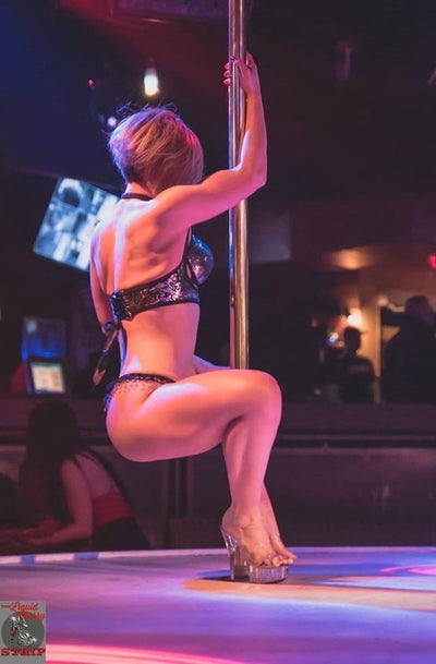 Reveal Your Inner Pole Goddess!