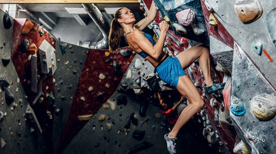 Pandemic Date Night? 5 Reasons to go Indoor Rock Climbing!