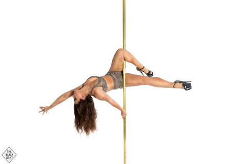 Blogger on Pole Dancing Blog