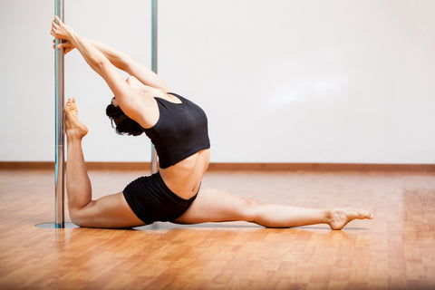 flexibility pole dance fitness