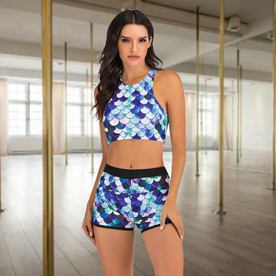 womens fitness shorts, yoga shorts, womens gym shorts, womens sports bra, womens gym wear, womens print shorts