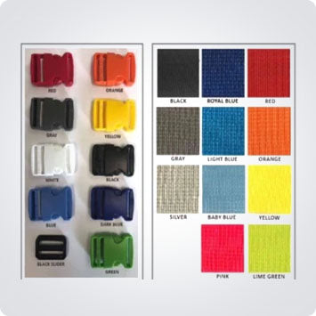 Belts - Customized Colors