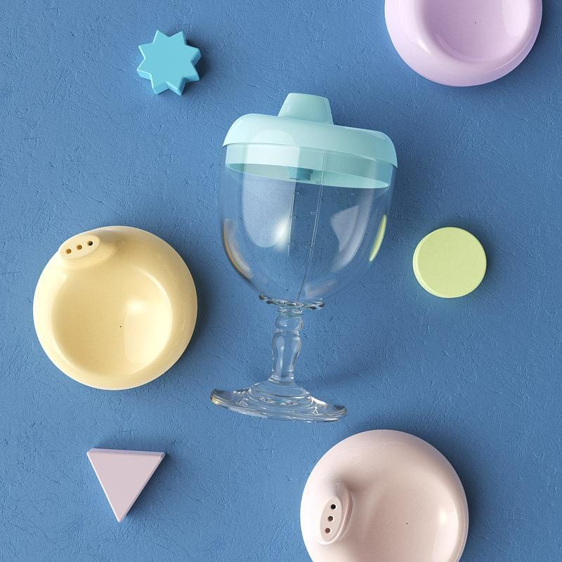 Sippy Wine Cup - BPA & Glass Free