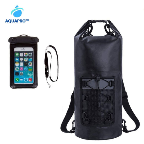 NEW Aquapro™ Waterproof Dry Bag With Padded Straps