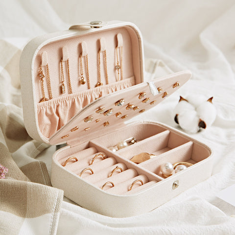 Luxurious Jewelry Organizer Box