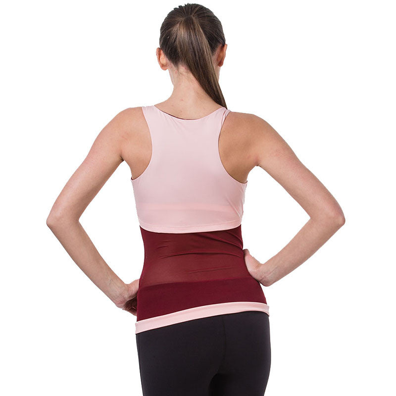 Women Quick Dry Running Shirts Sleeveless Yoga Tank Top