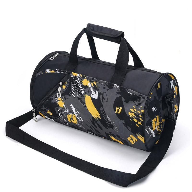 Cylinder Training Duffle Bag