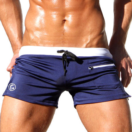 Man Swimming Boxer Shorts Sports