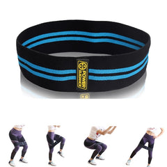 Power Guidance Hip Resistance Bands Fitness Equipment For Warm ups Squats