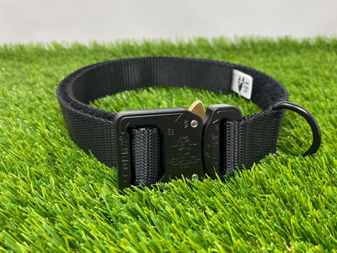 "1"" Cobra Buckle Collar"