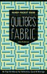 Quilters Fabric Pocket Guide