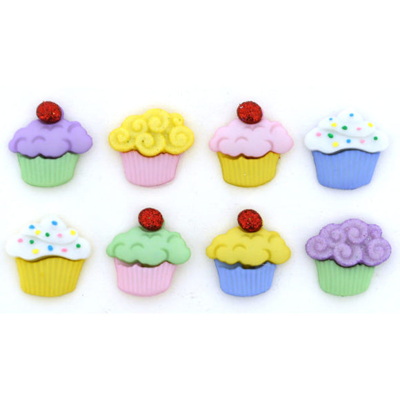 Dress It Up - Mini Sweet Treats Buttons