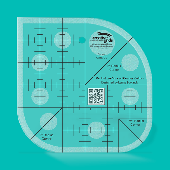 Creative Grids Ruler Round Up Tool CGRATK1