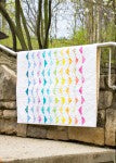 Cut Loose Pattern Waves Quilt Pattern
