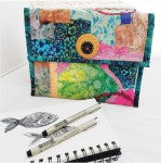 Cut Loose Easy Artsy Envelope Clutch Pattern