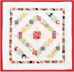 Around the Square Mini Quilt # CLPHPR004
