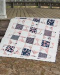 Cut Loose Pattern Square One Quilt Pattern