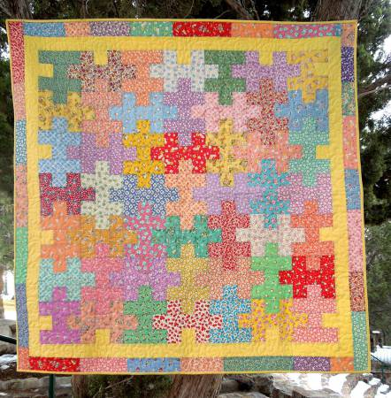 Cut Loose Pattern Puzzle Me
