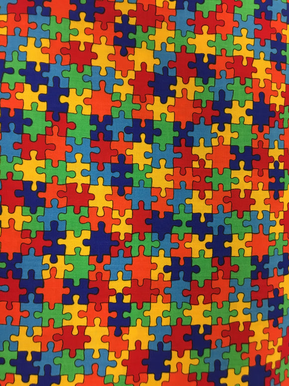 Puzzle (Autism Awareness)