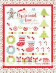 Peppermint Lane Block of the Month - It's Sew Emma