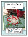 Pattern - Tea with Santa
