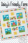 Daisy's Friendly Farm Applique 60 by 60 Quilt