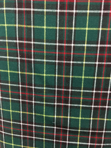 Newfoundland Tartan - 60 inches wide 100% Cotton