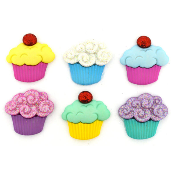 Dress It Up - Sweet Treats Buttons