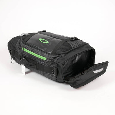 Oakley Link Duffel Bag Jet Black - 2017 Dimension Data