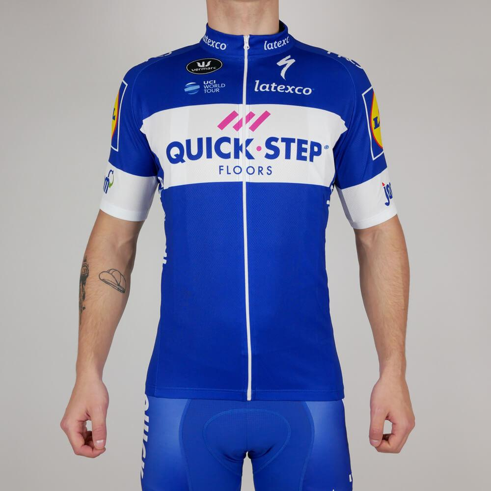Podium Jersey SS - Quick-Step Floors