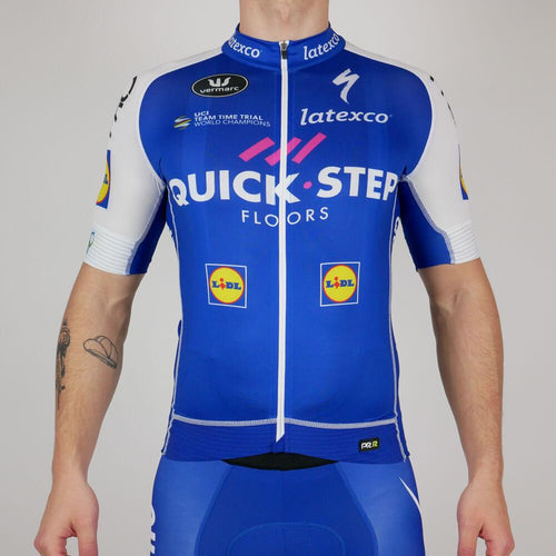 Aero Jersey PRR SS - Quick-Step Floors