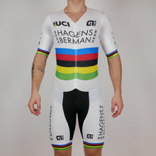 "Skin suit SS ""World Champion"" - Hagens Berman Axeon"