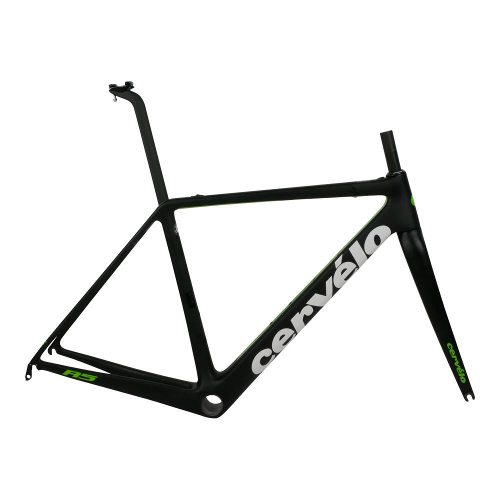 Cervélo R5 frameset - Dimension Data - new frame / used fork