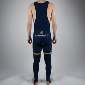 BIB tights - Aqua Blue Sport