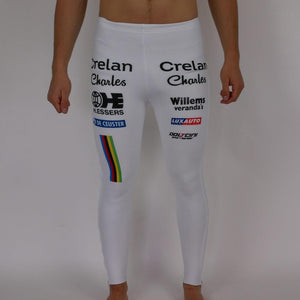 "Cross Pant ""World Champion - W. Van Aert"" - Veranda's Willems Crelan"
