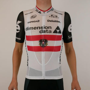 "Mesh Jersey ""Austria champion"" - Dimension Data"