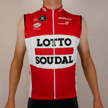 Sleeveless vest 2016 - Lotto-Soudal