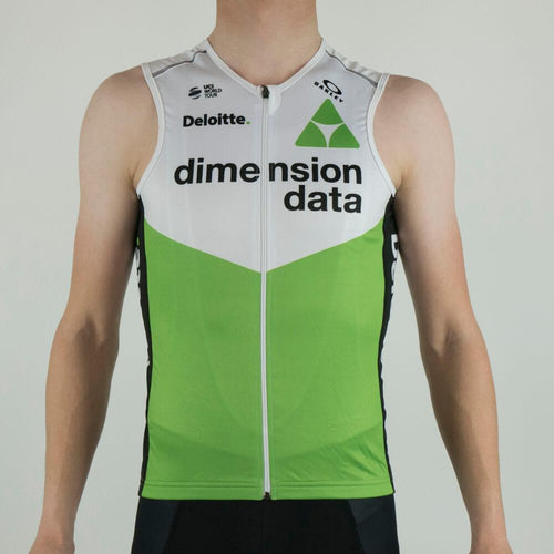 Thermal light vest - Dimension Data